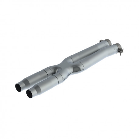 """MBRP XP Series Ford Mustang 3"""" Resonator Bypass X-Pipe"""