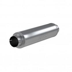 "MBRP PRO Series Universal 4"" Inlet Muffler Resonator"