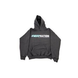 Grey & Teal Sweatshirt ,MBRPnation,