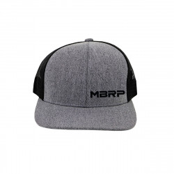 MBRP Snapback Cap Black & Gray