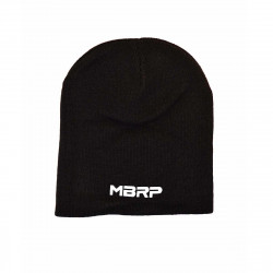 MBRP Toque - 100% Acrylic   Black with embroidered MBRP logo.