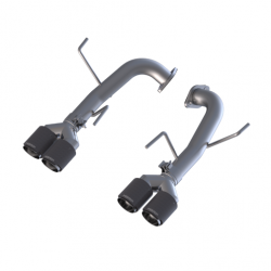 "MBRP Subaru WRX and WRX STI, 2.5"" Axle-Back, Dual Split Rear Exit, T3CF"