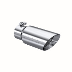 """MBRP PRO Series Universal 3"""" Inlet Dual Wall Angled Tail Pipe Tip"""
