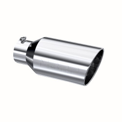 "MBRP PRO Series Universal 5"" Inlet Angled Rolled End Tail Pipe Tip"
