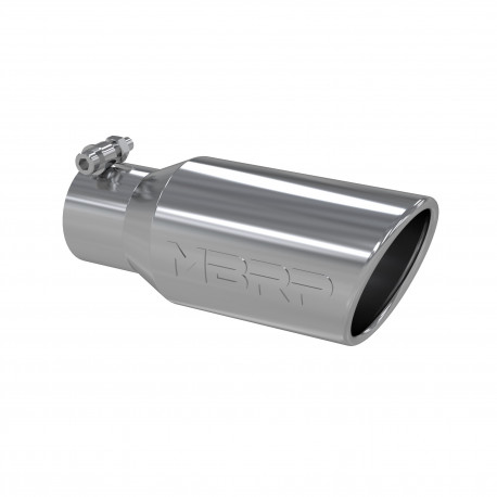 """MBRP PRO Series Universal 2.75"""" Inlet Angled Rolled End Tail Pipe Tip"""