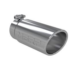 """MBRP PRO Series Universal 3.5"""" Inlet Angled Rolled End Tail Pipe Tip"""