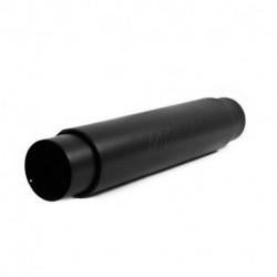 "MBRP BLK Series Universal 5"" Inlet Muffler Resonator"