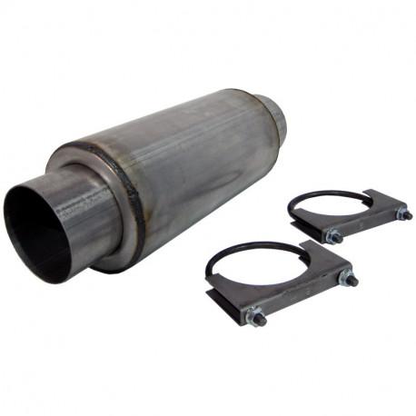"MBRP Installer Series Universal 4"" Inlet Muffler Resonator"