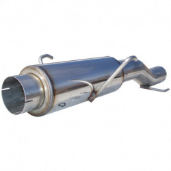 High-Flow Muffler Assembly, T409