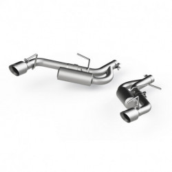"2.5"" Axle Back, Non NPP, Aluminized"